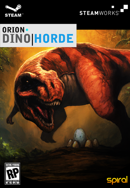 Download ORION : Dino Horde PC Game
