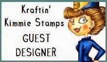 Kraftin' Kimmie Guest Designer July