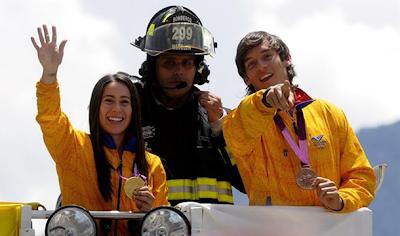 El fútbol colombiano tambien homenajeará a los medallistas olímpicos