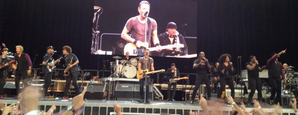 Bruce Tour 2014