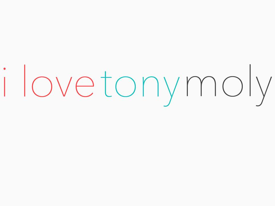 I Love Tony Moly