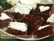 Cuketové rezy - recept