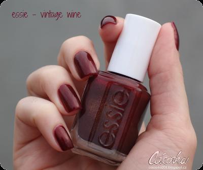 Essie - Vintage Wine