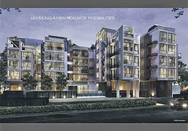 The Cristallo Condominium