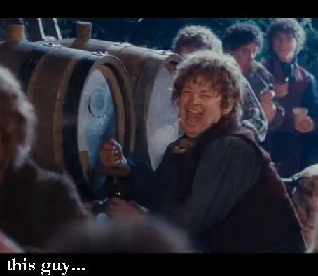 Theoden - Good job, you're a mature adult!