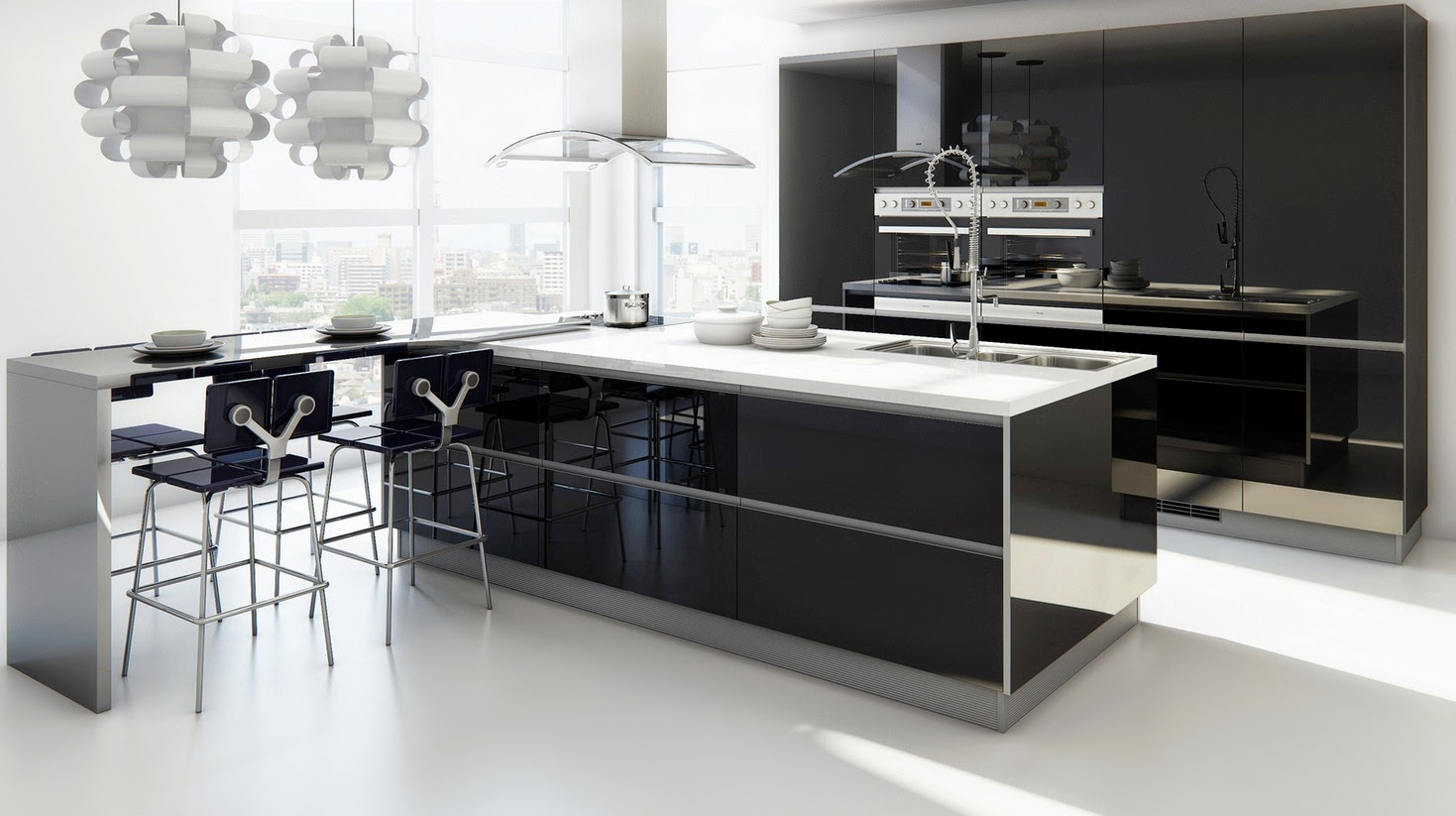Modern Creative Kitchen Design