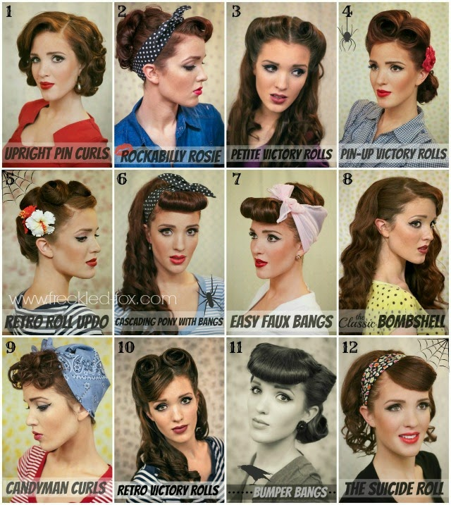 Cast Your Ballot: Help Me Choose My Bridal Shower Hairstyle ...