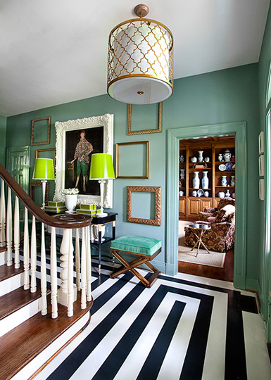 Foyer Inspiration Ideas : Belle maison entryway inspiration