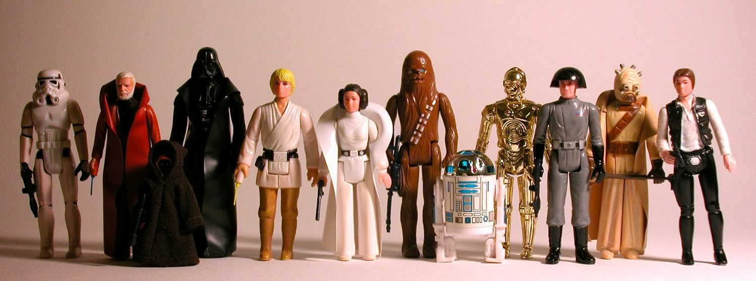 Star Wars Vintage Toys : Episode nothing star wars in the s december