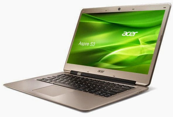 Driver Acer Aspire S3-391 Windows 8