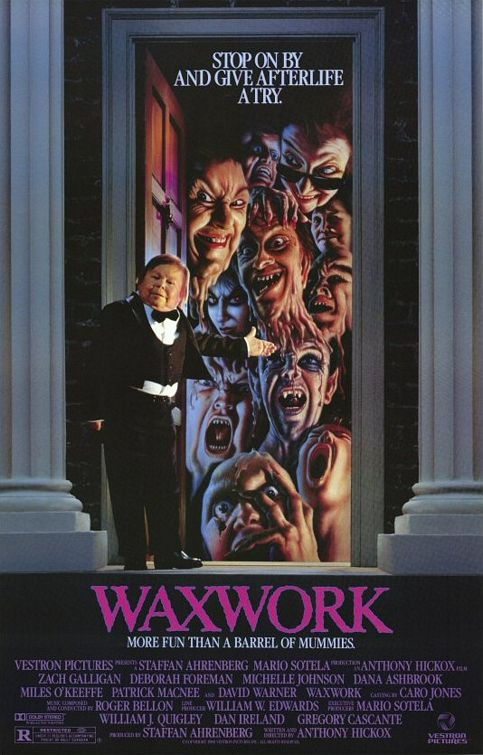 FILMS FANTASTIQUES - Page 2 Waxwork
