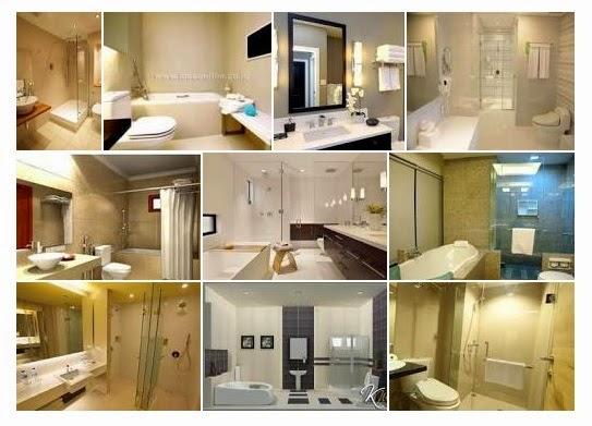 gambar desain kamar mandi hotel