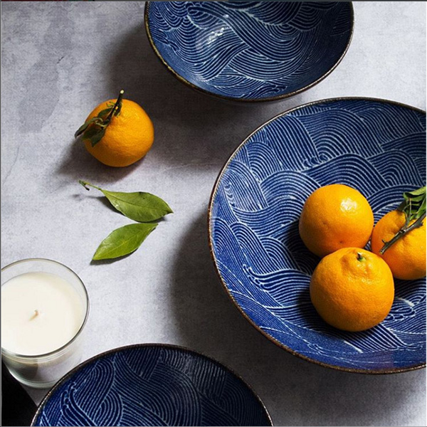 If traditional Japanese patterns have peaked your interest then take a look at Minzuu\u0027s current collection of Japanese wave dishes below. & Interiors by Jacquin: Exploring Traditional Japanese Patterns in Design