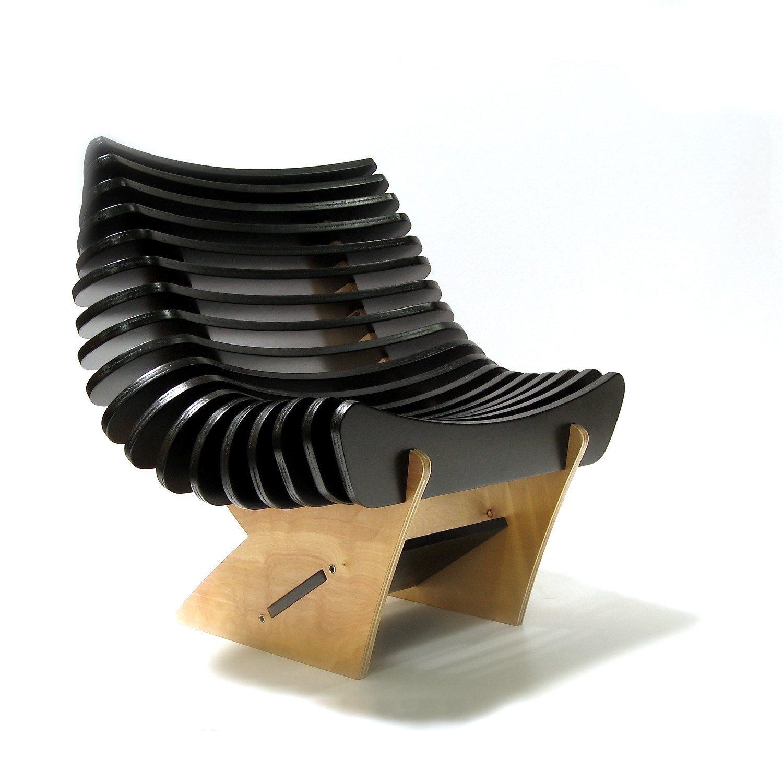 Rib Chair by Joe Manus