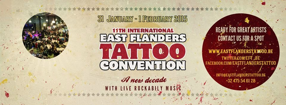 Convention du Tatouage Facebook