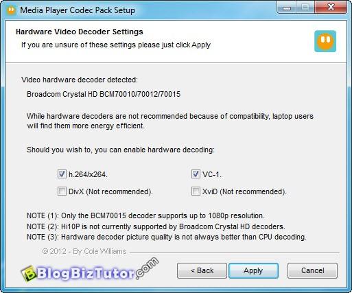 Cara Mengatasi File Audio/Video Yang Tidak Dapat Diputar Di Windows Media Player