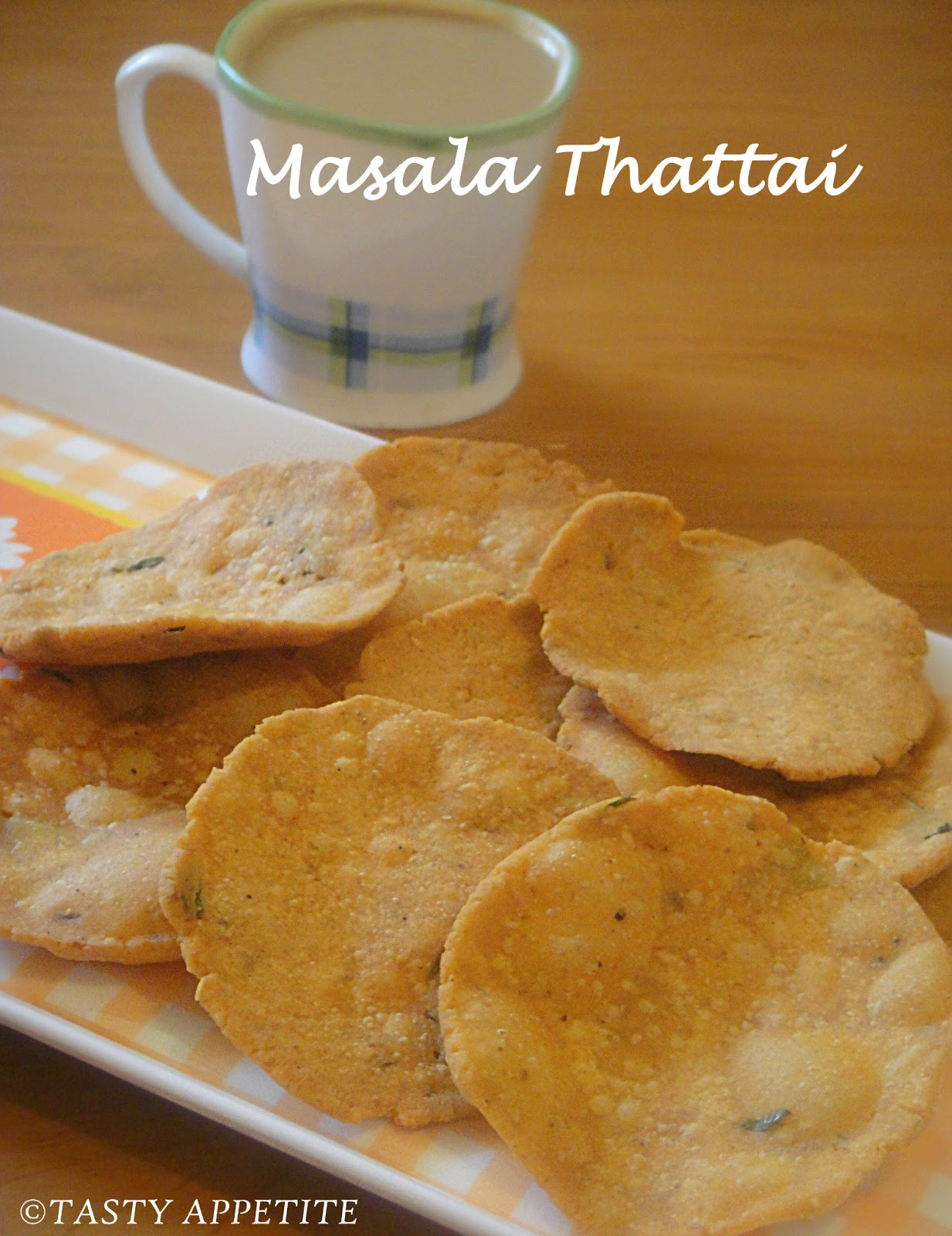 How to make masala thattai quick easy snack ideas forumfinder Gallery