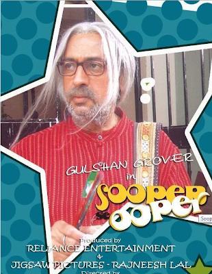 Sooper Se Ooper Movie Poster, Release Date