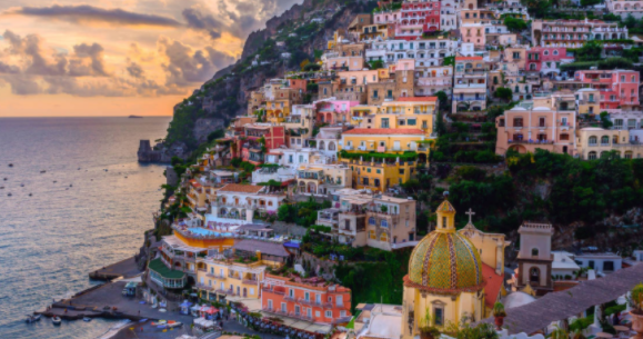 Visit The POSITANO - AMALFI COAST Website