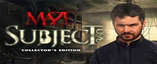 Maze Subject 360 Collectors Edition v1.0-TE