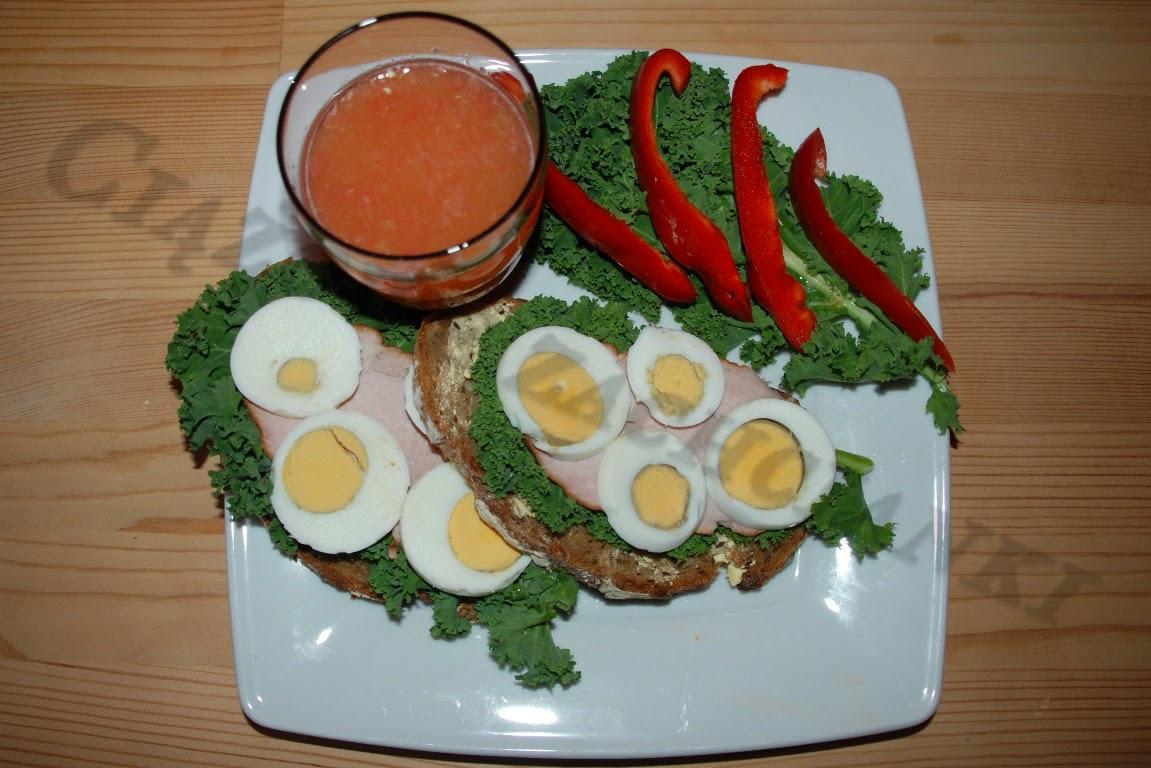 Śniadanie dla ciężarnej
