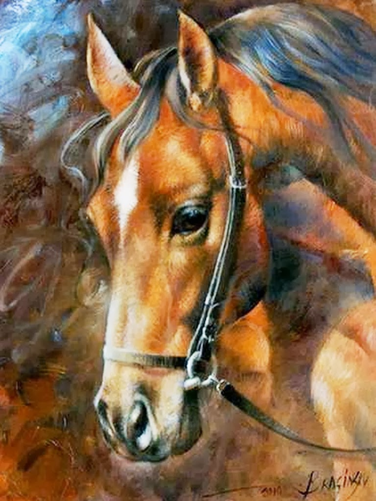 pinturas-artisticas-de-corceles