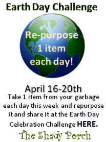 Earth Day Celebration Challenge