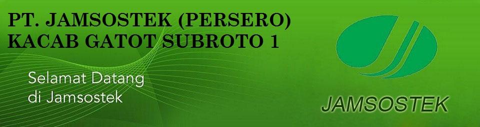 PT. JAMSOSTEK (PERSERO) KACAB GATOT SUBROTO 1