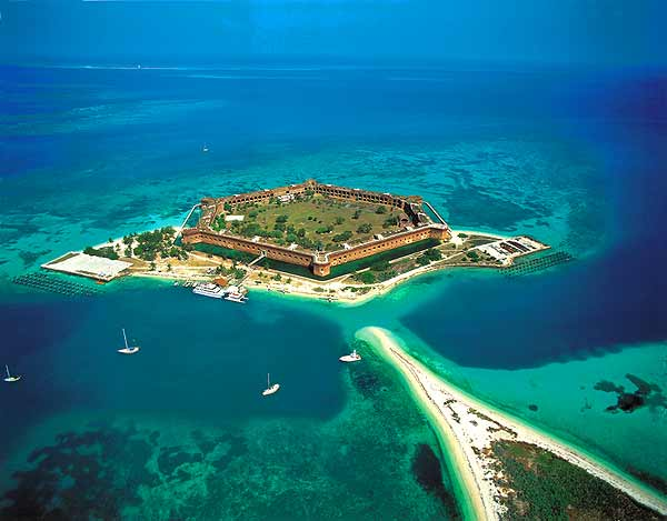 Miami moda and more experience key west like a local for Garden key dry tortugas national park