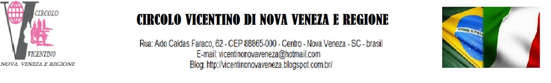CIRCOLO VICENTINO DI NOVA VENEZA E REGIONE