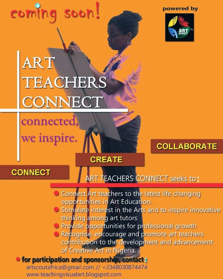 Comming soon, another ART TEACHERS CONNECT