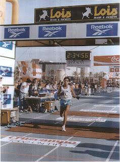 MARATÓN DE VALENCIA 1997