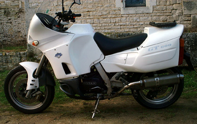 Barigo GT 600 Police