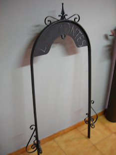 Arco para pozo