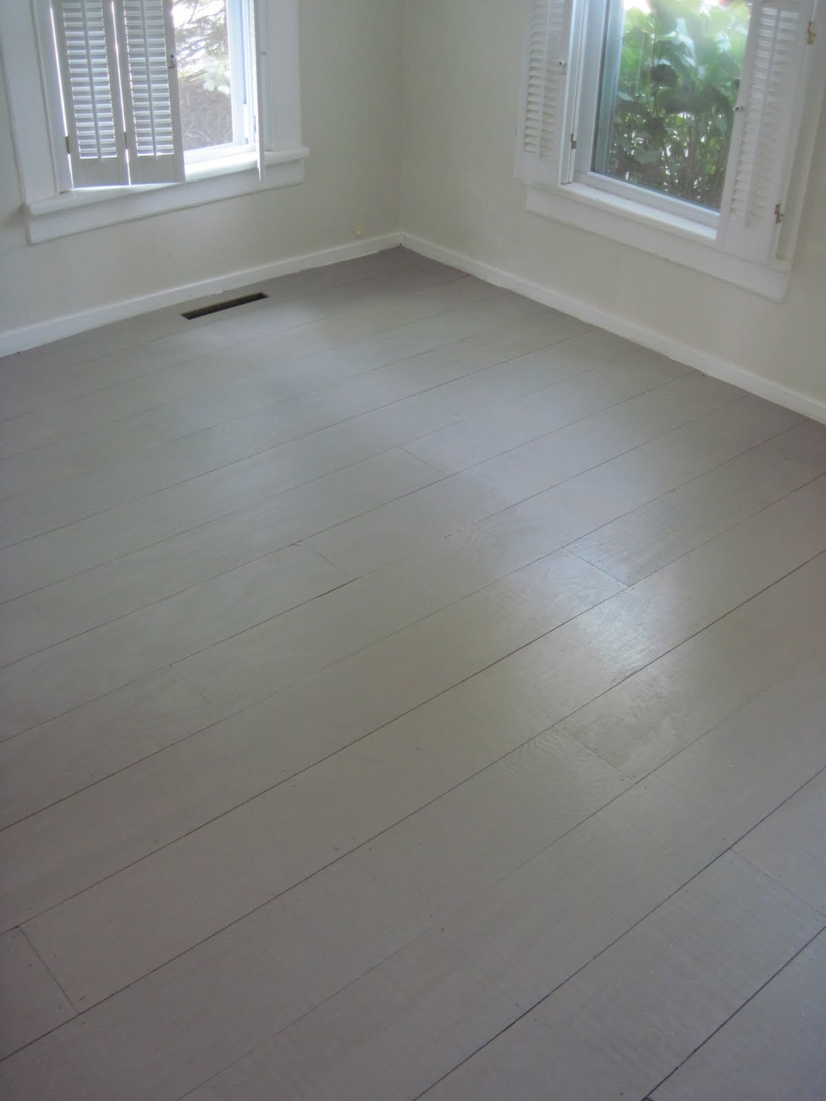 my galician garden plywood flooring ForPainting Plywood Floors Ideas