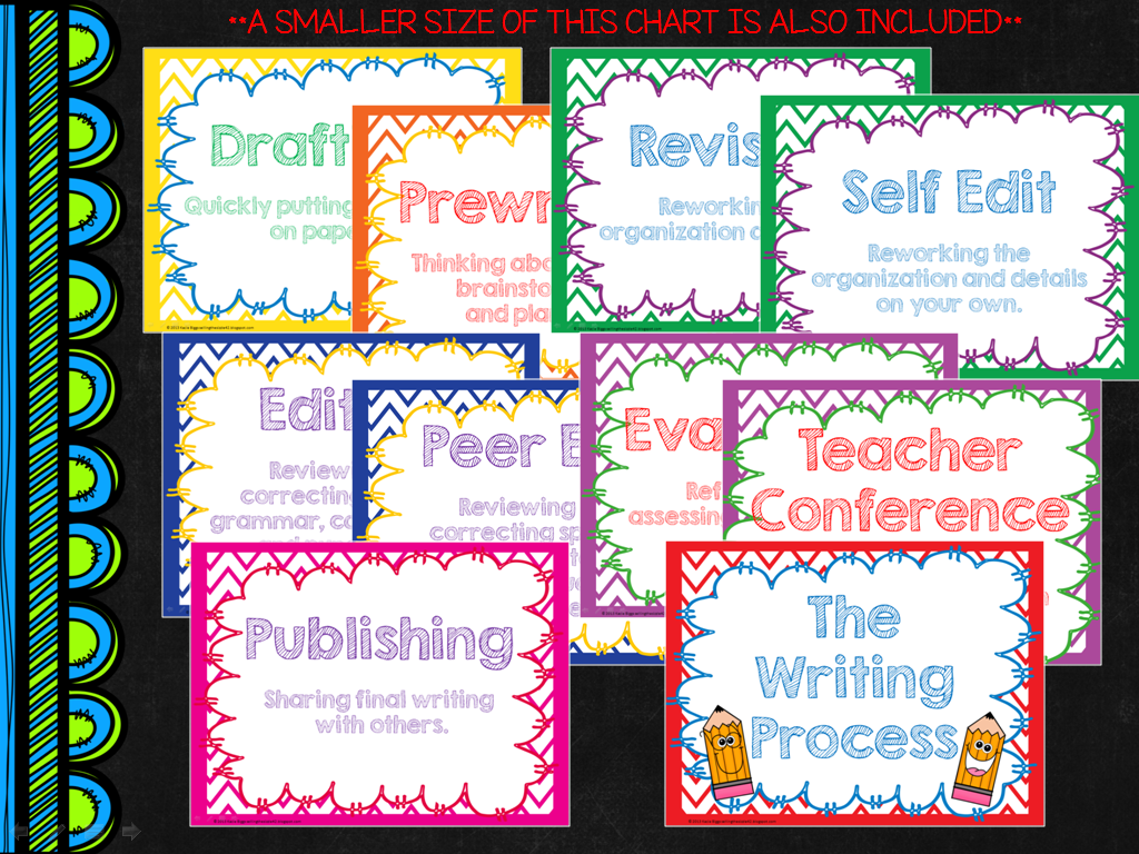 http://www.teacherspayteachers.com/Product/Writing-ProcessStatus-of-the-Class-Chart-824979