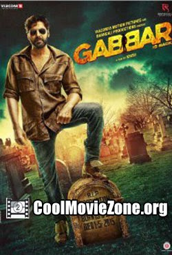 Gabbar is Back (2015) Hindi Movie