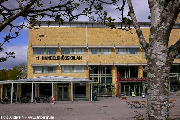 Karlstad universitet, Karlstads, universitetet, handelshögskolan