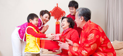 chinese family values and relationship