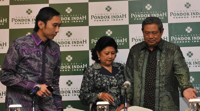 Cucu SBY Diramalkan Jadi Pemimpin Alam Semesta