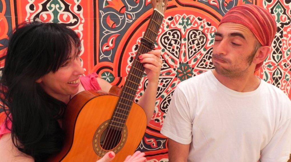 Mano Flamenca