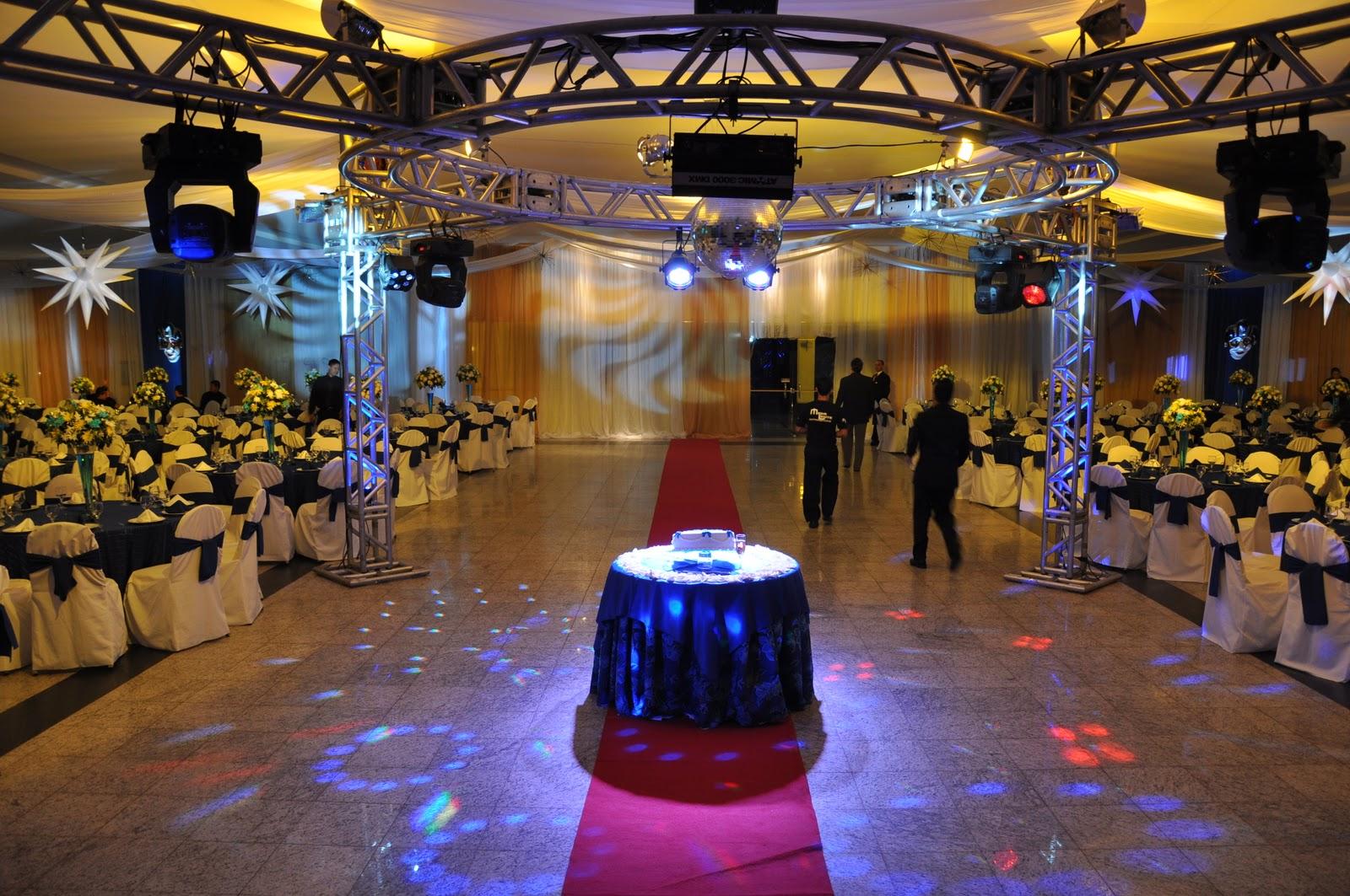 Charmosy Cerimonial e Eventos BAILE DE FORMATURA ENSINO MÉDIO I E A 2010  -> Decoração De Formatura Ensino Médio