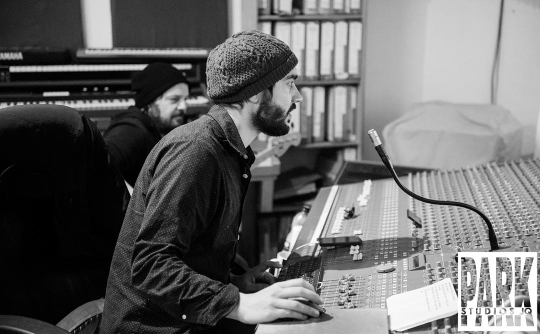 Birmingham recording studio Park Studios JQ | Mixing console