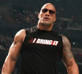 the rock muscles dwayne