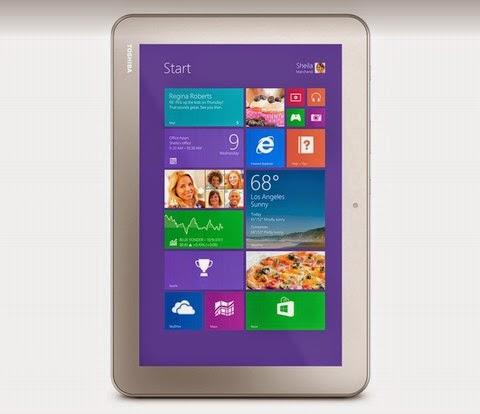 Những tablet windows 8.1 giá mềm