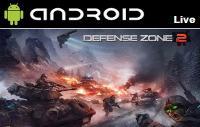 Free Android Games - Defense zone 2 HD - Games for Android