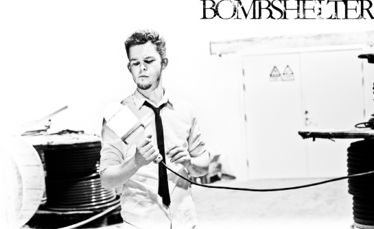 BOMBSHELTER, synthphonic movie rock from Copenhagen, Denmark.