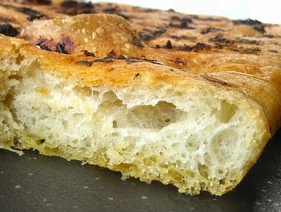 Here is a recipe on how to make Focaccia bread: quick and easy.