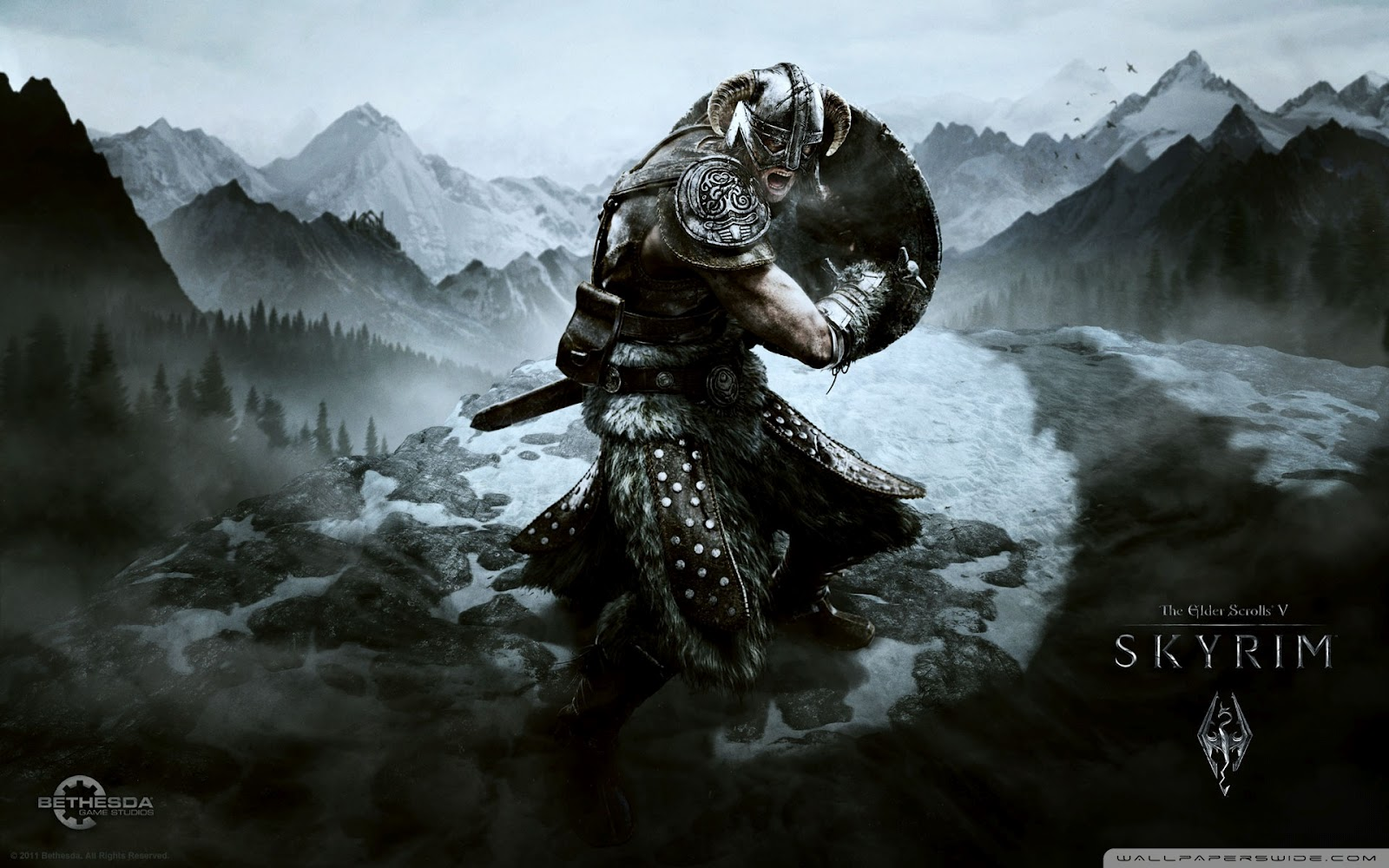 The Elder Scrolls HD & Widescreen Wallpaper 0.913229351398135