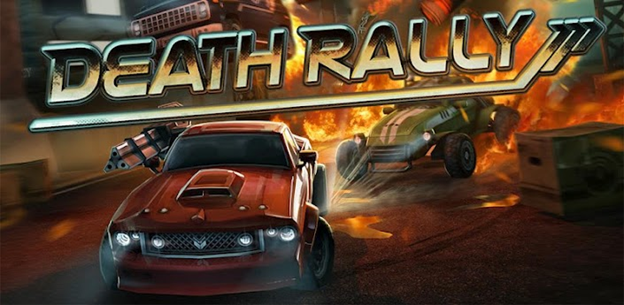 Top Racing games in Android Death Rally